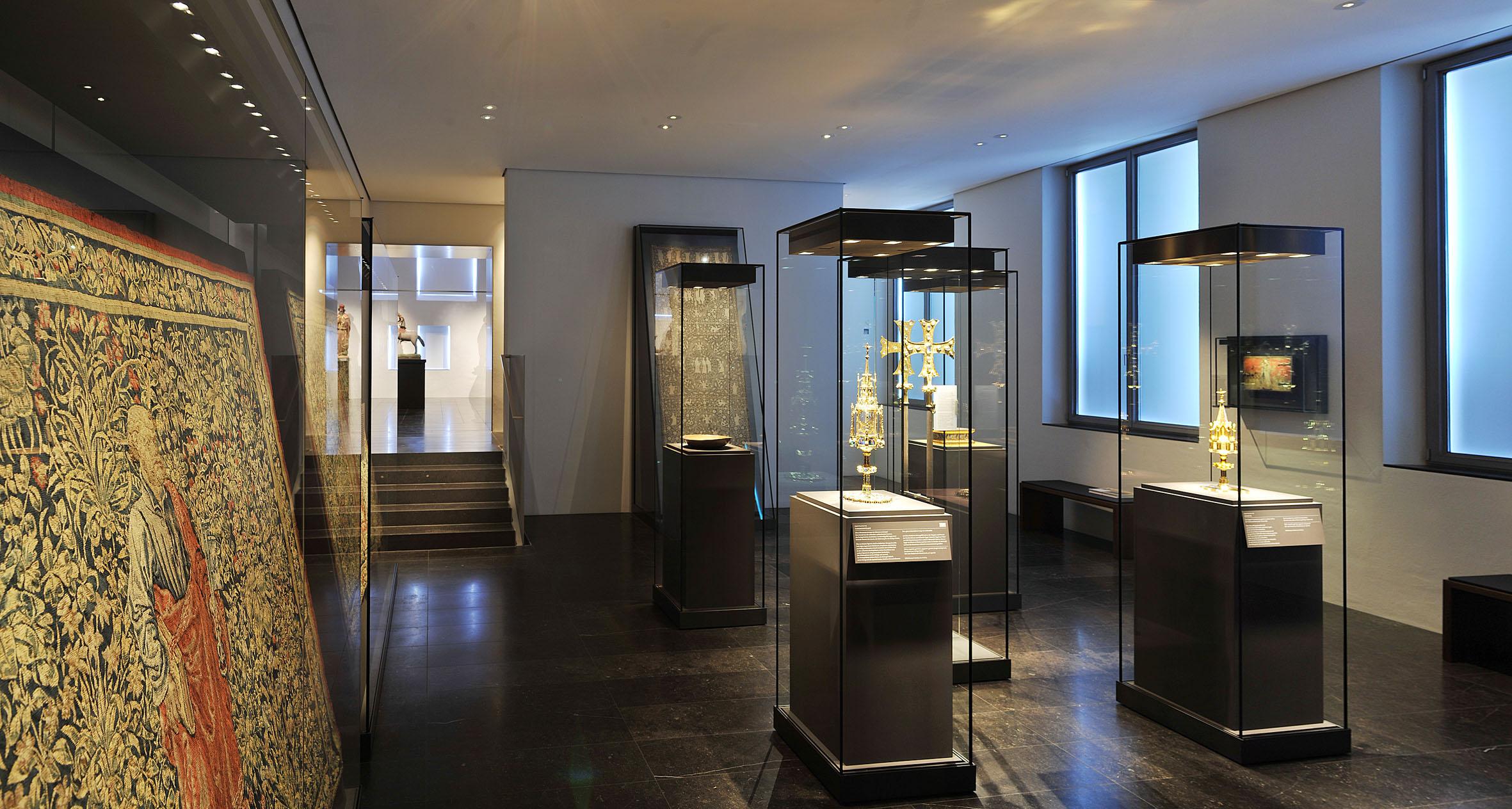 Stiftsmuseum Staatsbibliothek Xanten – Wrede Architekten