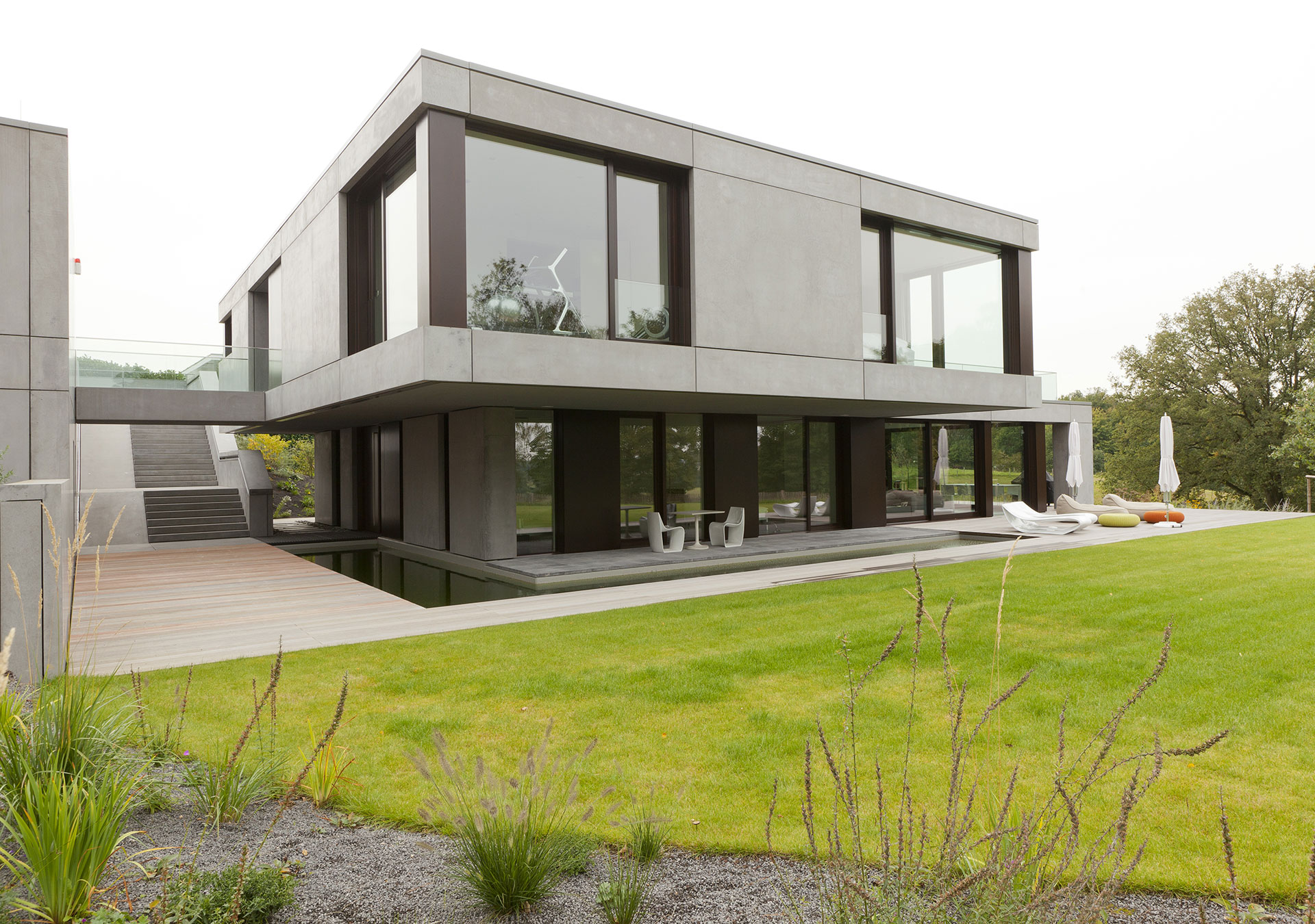 haus michelberger wrede architekten. Black Bedroom Furniture Sets. Home Design Ideas