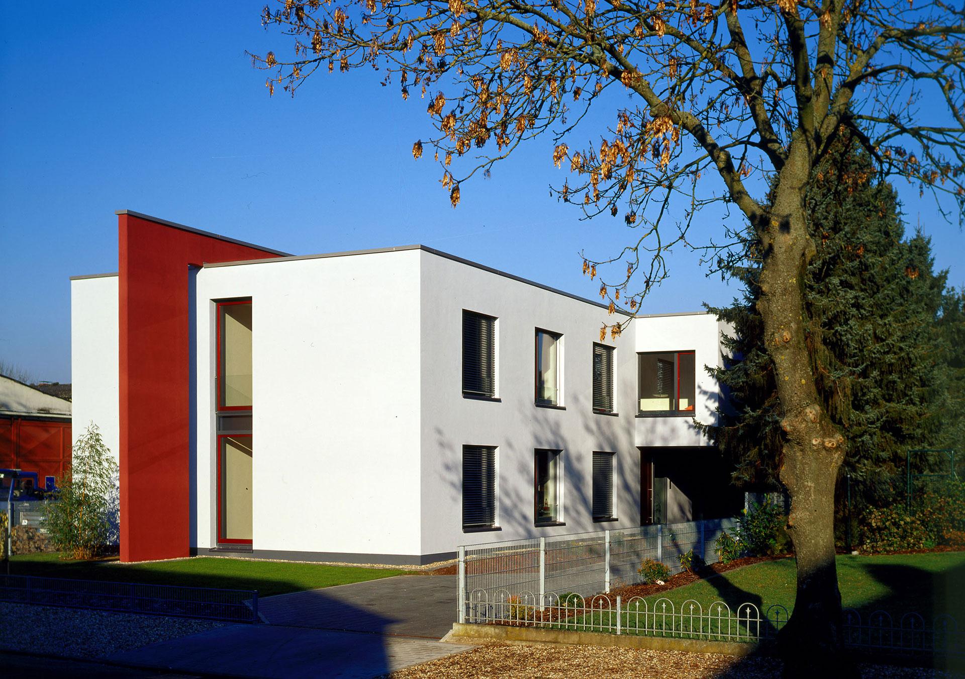 Architekt Kleve aussenwohngruppe königsgarten kleve wrede architekten