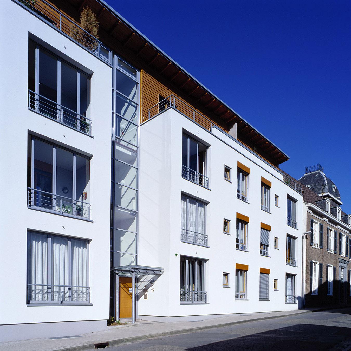Architekt Kleve st antonius residenz kleve wrede architekten