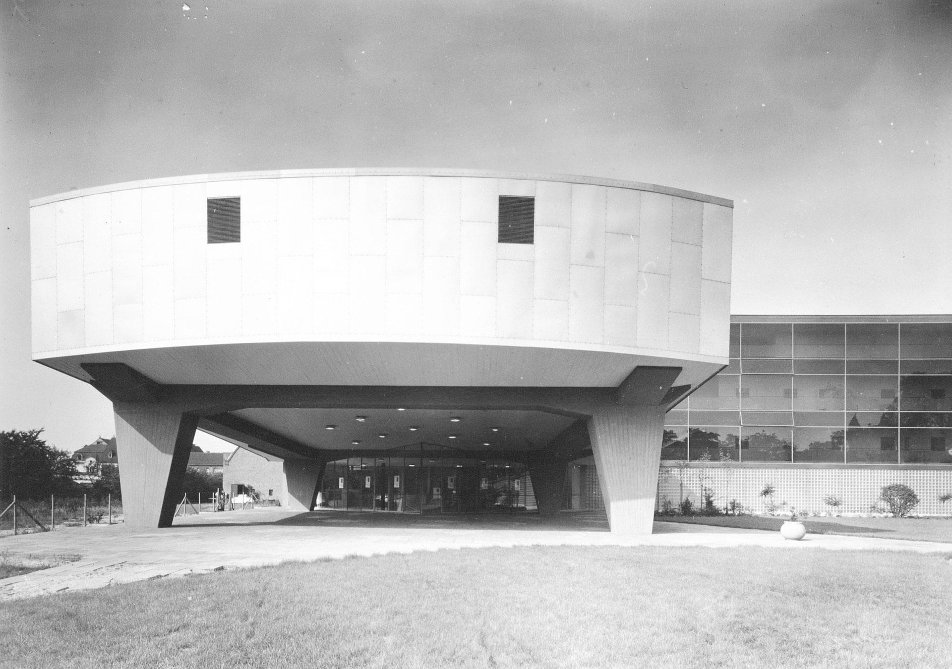 Architekten Krefeld textilfachschule krefeld wrede architekten